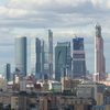 3d Panorama of Moscow
